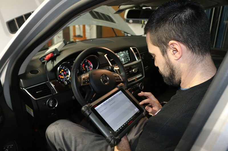Automotive Computer Diagnostic Service in Plano Texas