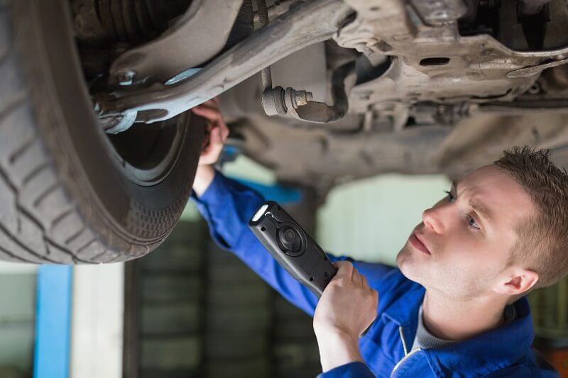 Automotive Multi-Point Inspection Service in Plano Texas
