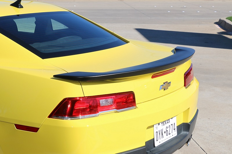 Best Plano Body Shop Spoiler Installation in Plano Richardson Allen McKinney parker Murphy Texas