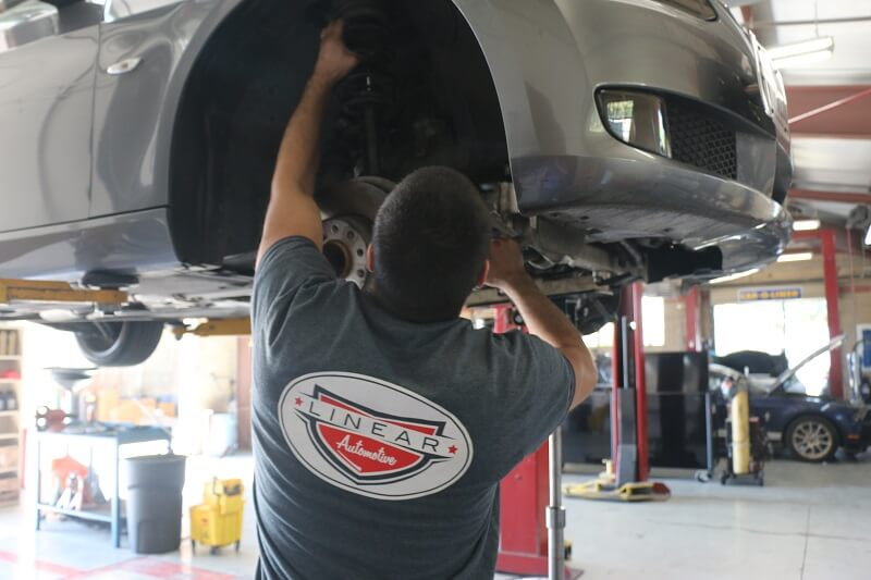 Certified Porsche Mechanic in Plano Texas