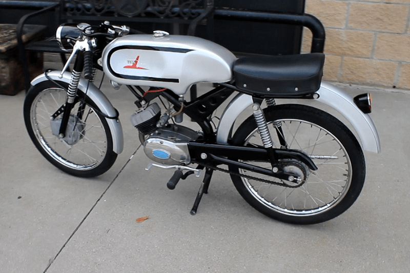 Ital Jet Vintage Motorcycle Paint Restoration Services Plano Dallas Richardson Allen McKiney Texas