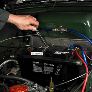 Mercedes Battery Replacement Plano Richardson Allen McKinney Texas