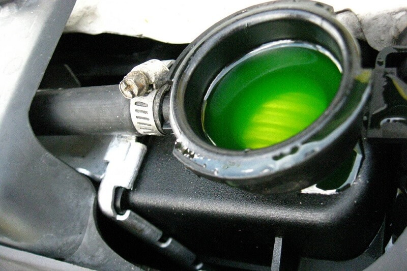 Mercedes-Benz Coolant Flush in Plano Richardson Allen McKinney Texas