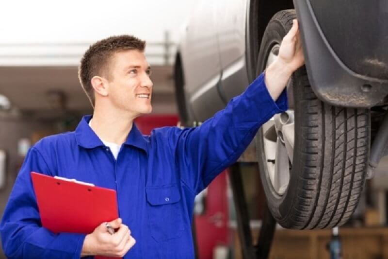 Mercedes Multi-Point Inspections in Plano Allen Richardson McKinney TX
