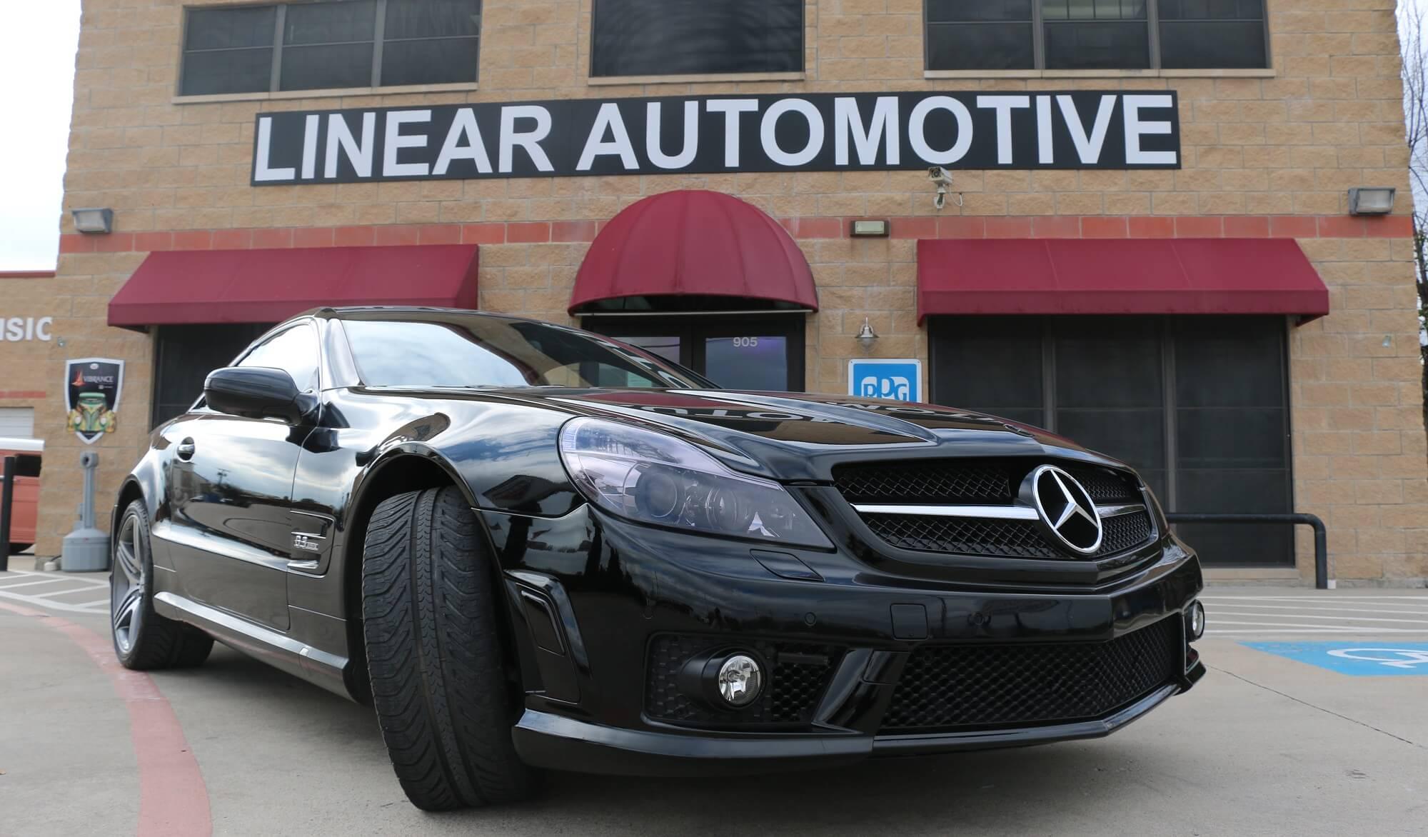 Mercedes Service Plano Richardson Allen McKinney Texas