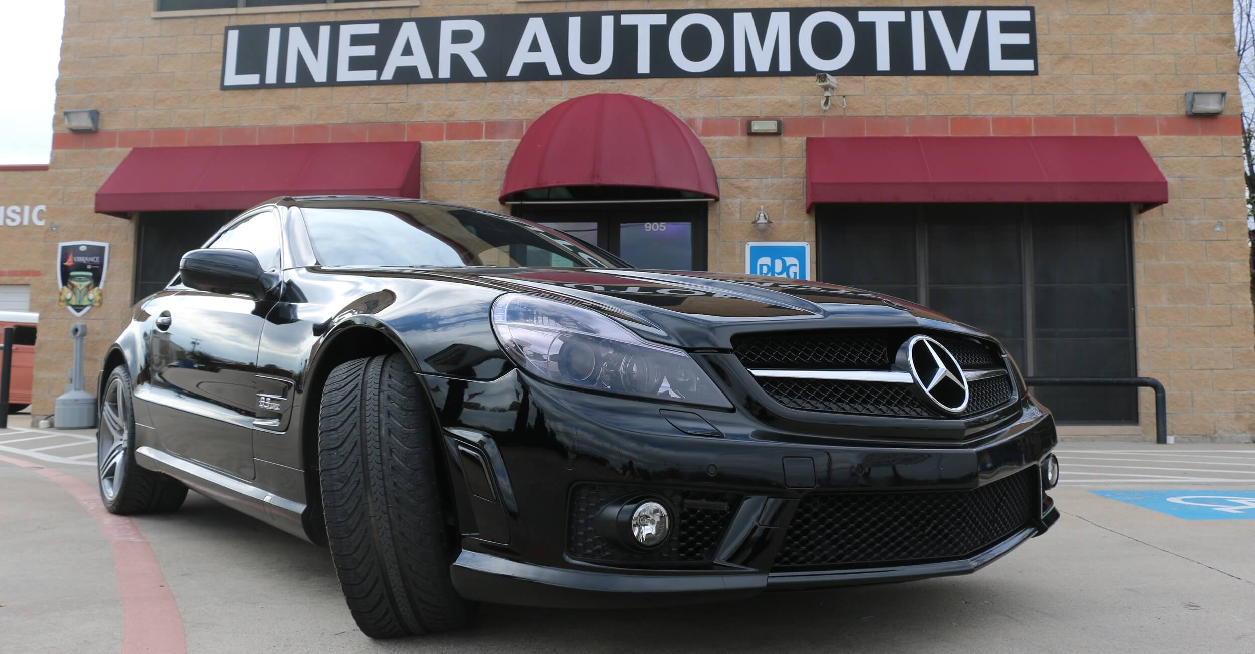 Mercedes Service in Plano Texas
