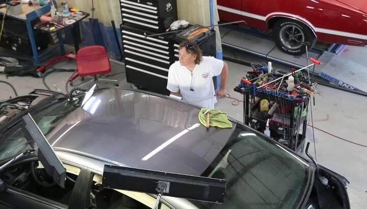 Paintless Dent Repair Richardson Texas