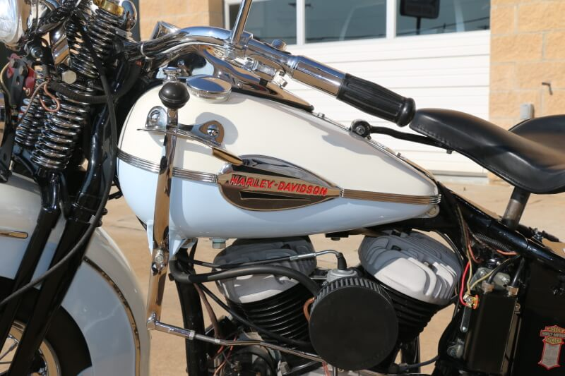 Vintage Harley Davidson Restoration Service