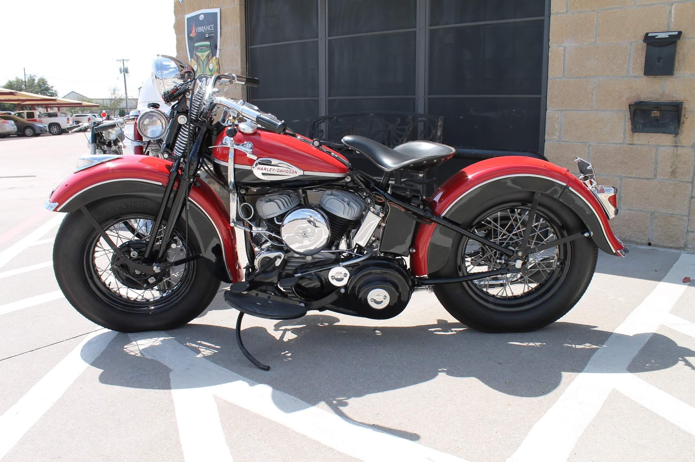 Vintage Harley Specialist in Dallas Fort Worth Richardson Plano