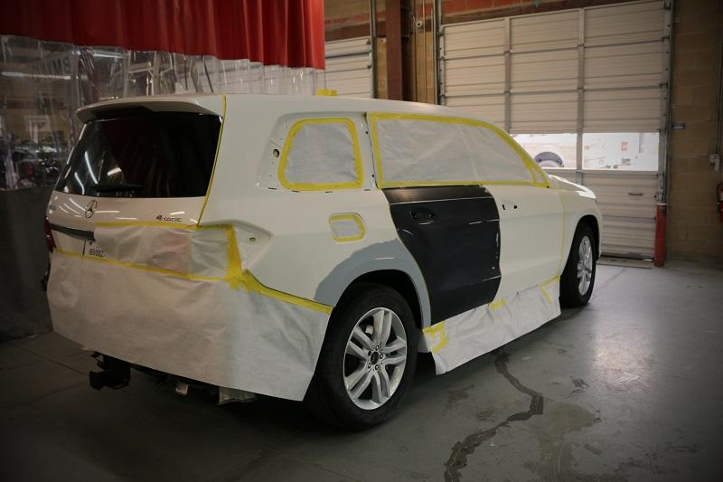 Best body shop body panel repair service in plano dallas richardson mckinney frisco allen texas