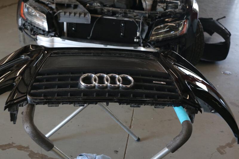 best body shop grille repair service in plano dallas richardson allen frisco mckinney texas